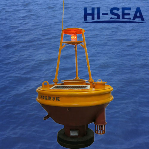 Multi-parameter Water Quality Monitoring Buoy