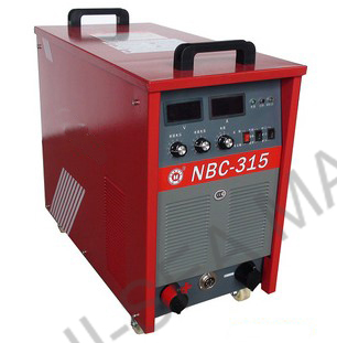 Inverter MIG Gas Shielded Welding Machine