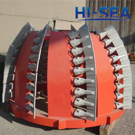 New Type Dredge Cutter Head