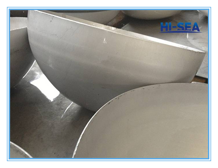 Nickel Alloy Hemispherical Head