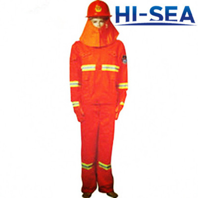 Nomex Fire Fighter Uniform