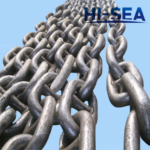 Offshore Oil Platform Mooring Chain