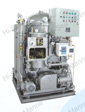 YWC-1.50 Automatic Oily Water Separator