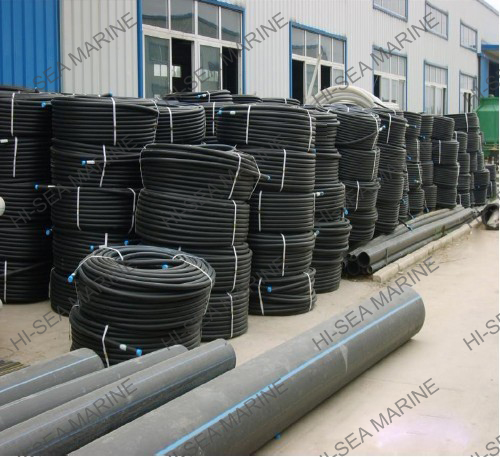 250mm Dredge HDPE Pipe