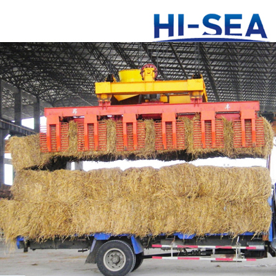 Packing Straw Grab