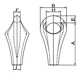 Pear Shaped Wire Rope Socket