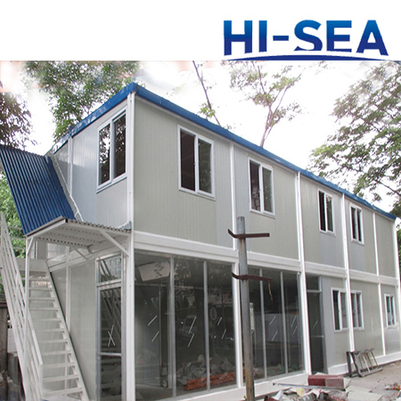 Assembled Container House