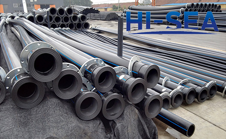 Dredge Polyethylene Pipe