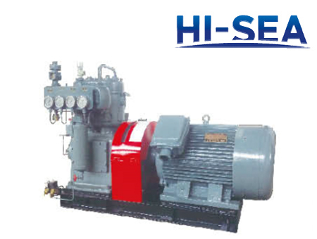 HC-265A Marine Water-cooled Air Compressor