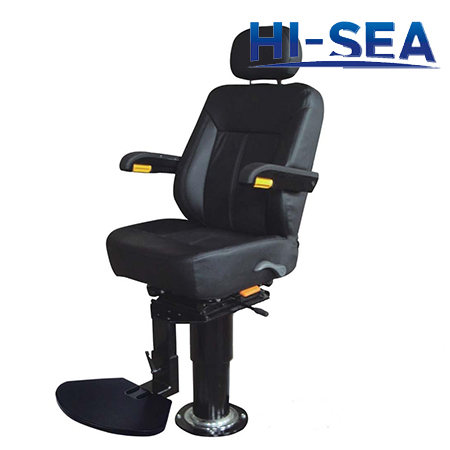 Marine Fixed Pilot Seat