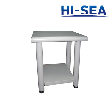 Marine Aluminum End Table