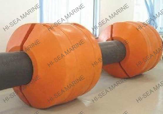 1550mm x 700mm Dredge MDPE Pipe Floater