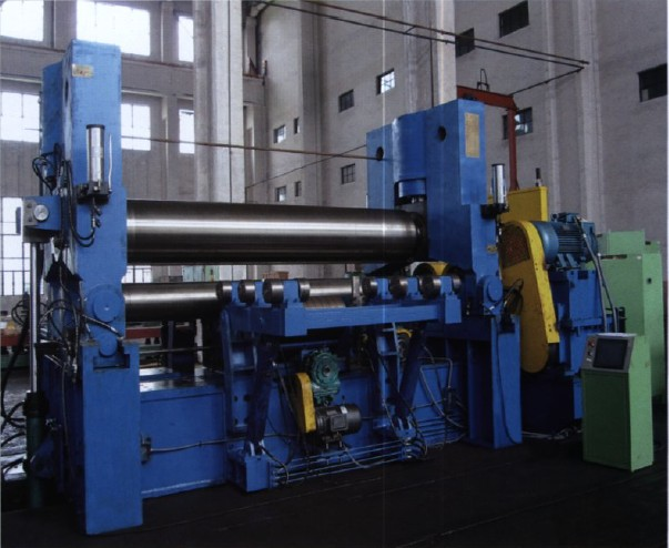 Large-size Upper Roller Plate Rolling Machine