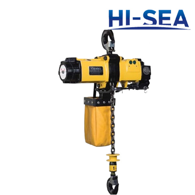 High quality Pneumatic Chain Hoist