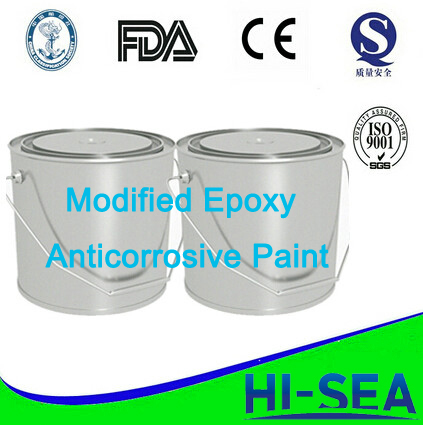 Popular Type Modified Epoxy Anticorrosive Paint