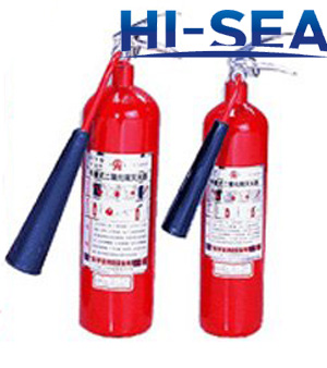 Portable 2kg CO2 Fire Extinguisher