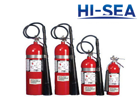 Portable CO2 Fire Extinguisher Cylinder