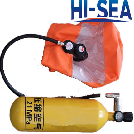 Portable Emergency Escape Breathing Apparatus