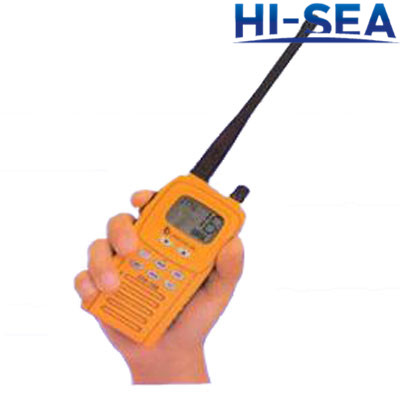 Portable Two Way VHF Telephone