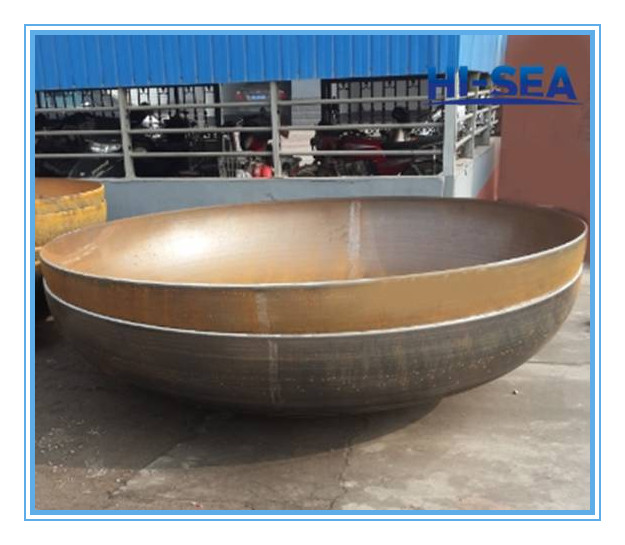 Pressure Vessel Dished Head
