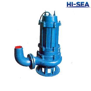 CQW Marine Submersible Sewage Pump