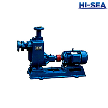 CZW Marine Self-priming Sewage Pump