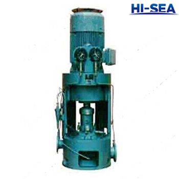 CLLa Marine Vertical Centrifugal Pump