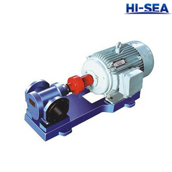 LB Marine Gear Pump for Refrigerator