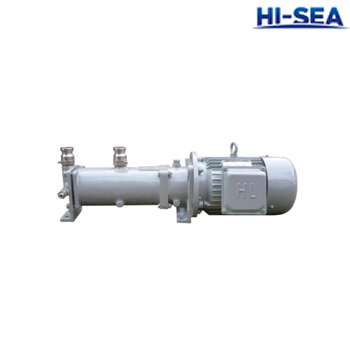GF Marine Single Screw Pump