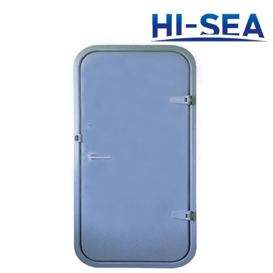 Quick Open & Closing Watertight Steel Door