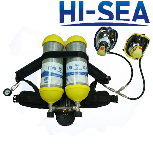 RHZKF6.8 30 Positive Pressure Breathing Apparatus he-rescued type