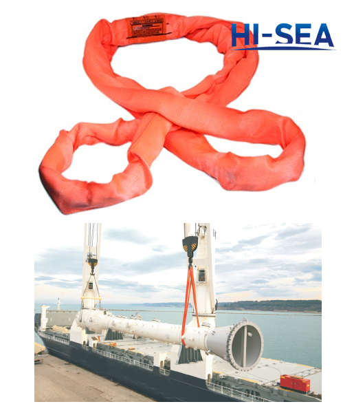 High Strength Round Sling