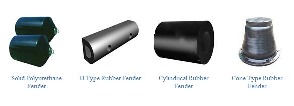 Rubber Fender Supplier China Marine Rubber Fender
