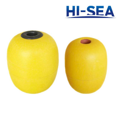 Oval Shaped Fishing Float
