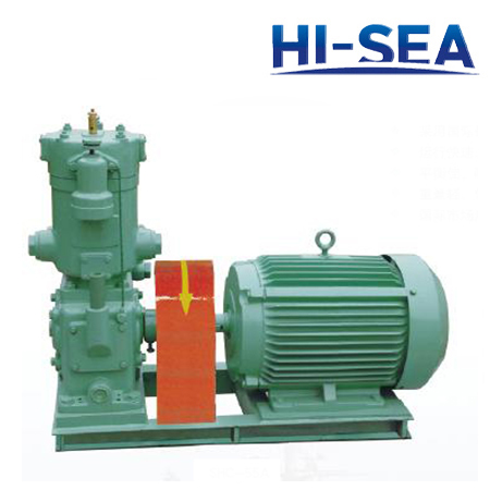 SHC-55A Marine Water Cooling Air Compressor
