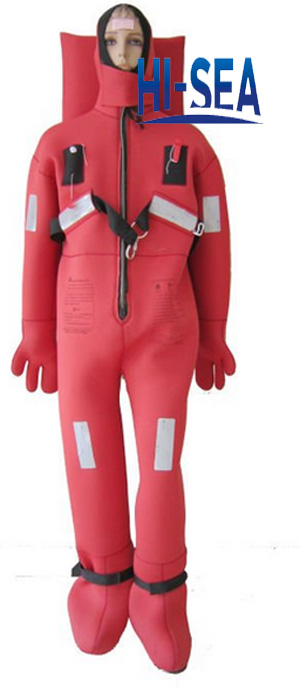 SOLAS Marine Immersion Suit