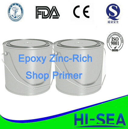 SPEH-101 Epoxy Zinc-Rich Shop Primer