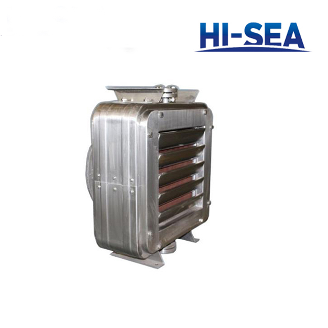 CNF(Z) Ship Steam Heating Fan Heater