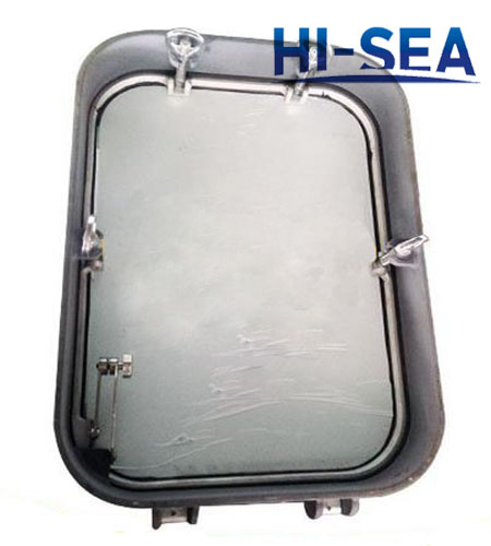 Ship Bolted or Welded Type Opening Rectangular Window