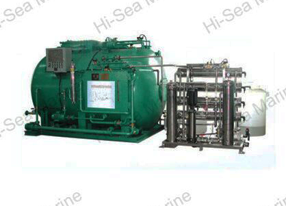 Ships Waste Water Treatment