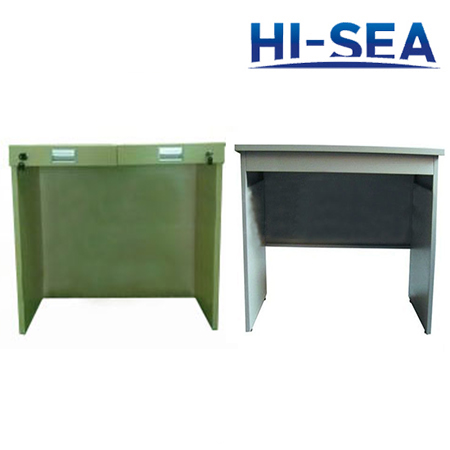 Simple Design Metal Marine Desk