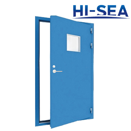 Single-Leaf Fire Door