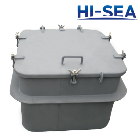 Small Steel Hatch Cover