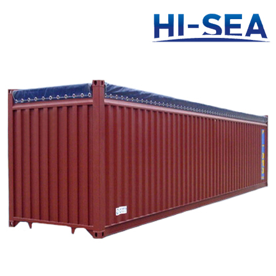 Soft Open Top Container