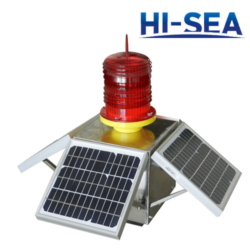 Solar Intelligent Navigation Signal Light