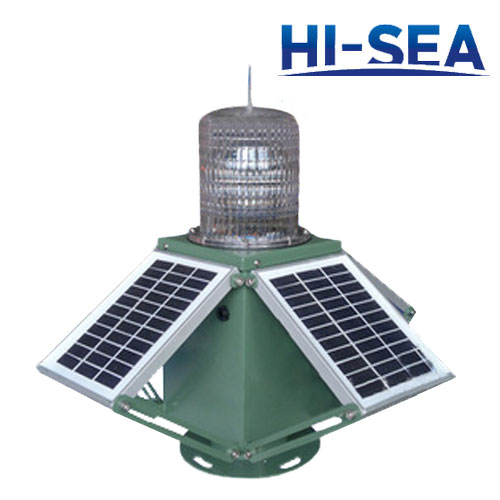 Solar Light Integrated Navigation Mark Light