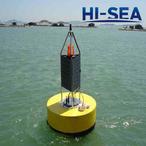 Solar Light Marine Buoy