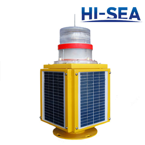 Solar Navigation Mark Light