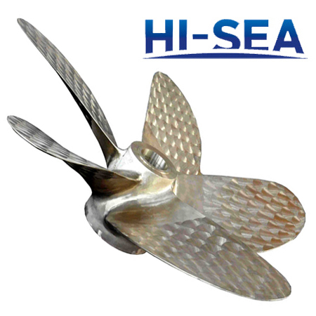 Stainless Steel Boat Propeller