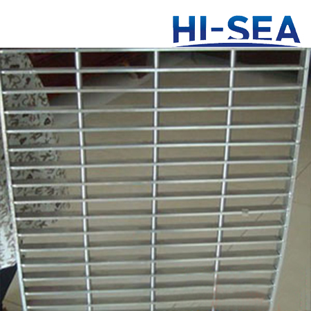 Stainless Steel Marine Grating